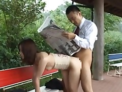 Hungry dude couldn't make almost certainly of his luck as this chab pounds a hawt chick